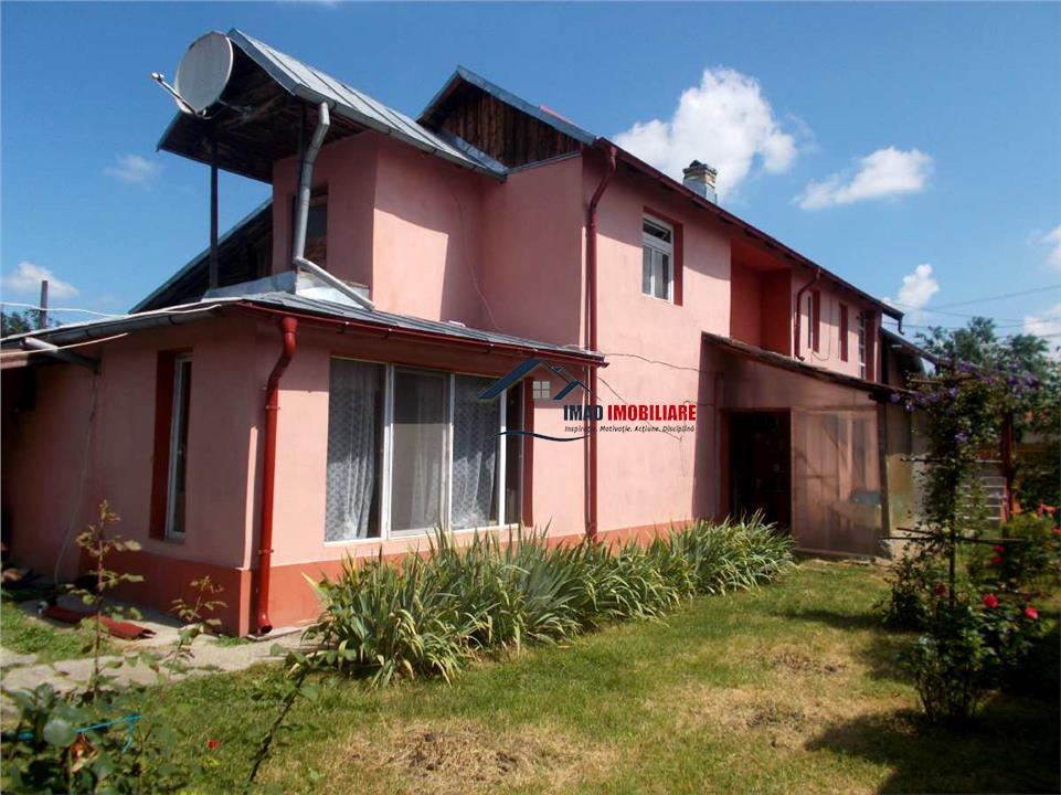 Schimb casa P+M (260 MP) in Targoviste - Exterior est