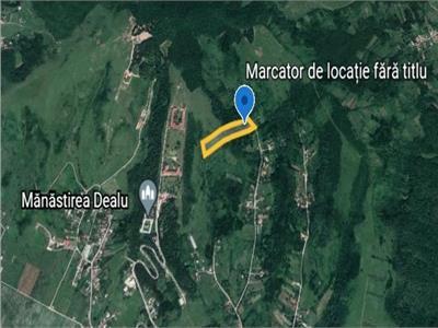 In mijlocul naturii! Vanzare teren intravilan + extravilan in Valea Voievozilor!